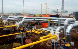 Технология трубопроводов от месторождения