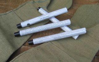 Что такое карандаш для сварки