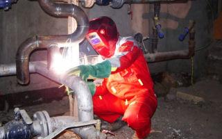 Технология сварки трубопроводов высокого давления