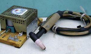 Как сделать аппарат для аргоновой сварки