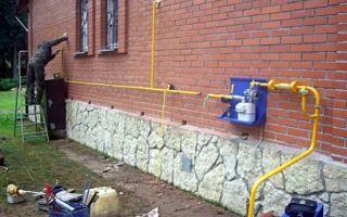Технология сборки газовой трубы