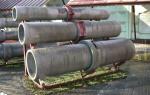 Технология монтажа асбестоцементных труб
