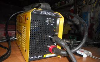 Переделка инвертора в сварочный полуавтомат