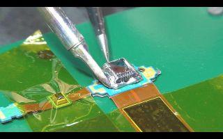 Ремонт микро usb с помощью пайки