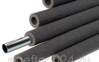 Трубная изоляция термафлекс толщиной 9 мм