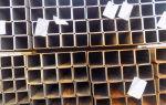 Труба стальная профильная прямоугольная 60х40х2 5