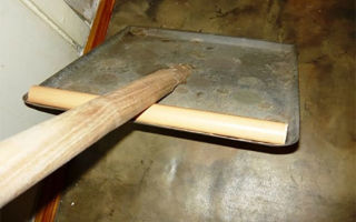 Ручка для лопаты из полипропиленовой трубы своими руками