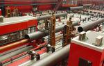 Технология производства труб компании