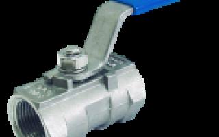 Автоматика для запорной арматуры