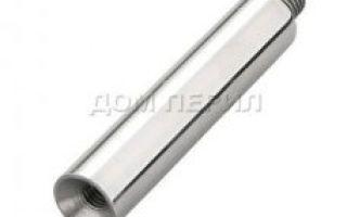 Ручки для дверей из нержавейки трубы