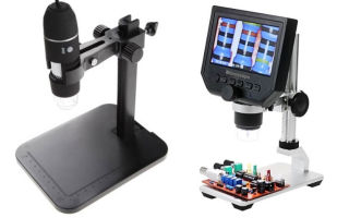 Как сделать микроскоп для паяльных работ