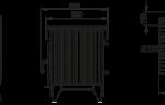 Топить печь огонь из трубы