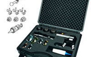 Ручной инструмент для запрессовки труб