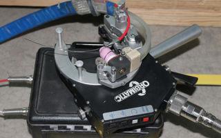 Технология сварки трубной доски с трубой