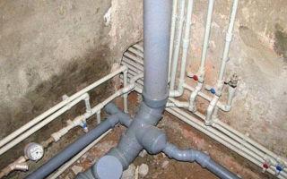 Фаянсовая труба для канализации для чего