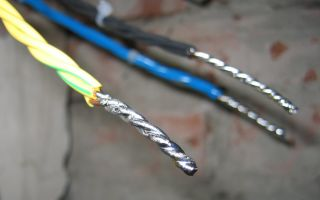 Способы пайки алюминиевых проводов