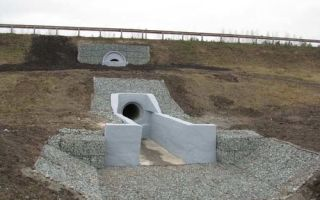Технология очистки водопропускных труб