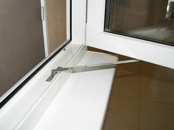 Виды запорной арматуры для пластиковых окон