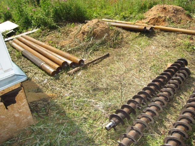 Технология крепления скважины обсадными трубами