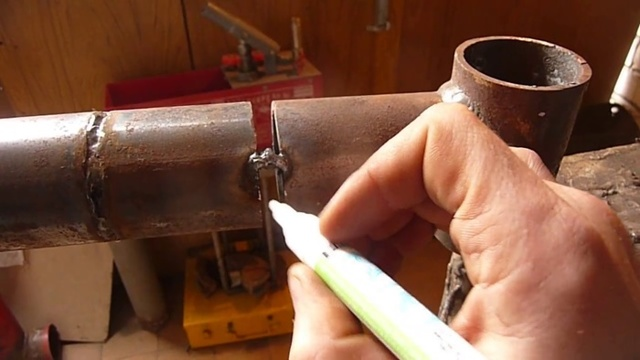 Технология сварки двух труб