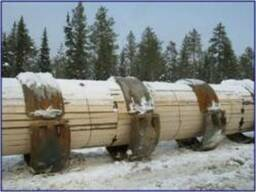 Утяжелители для труб газпром