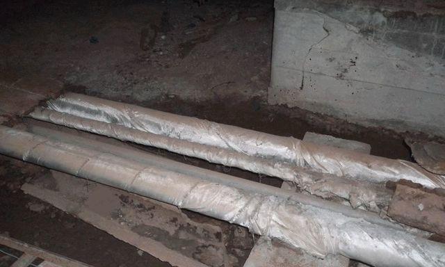 Учет тепловых потерь в трубопроводах