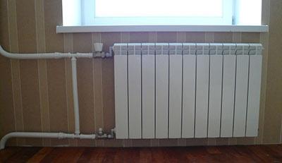 Технология заморозки труб при замене батарей отопления в квартире