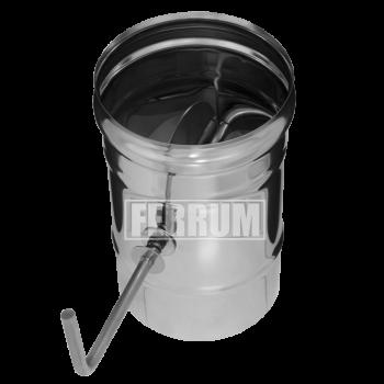 Труба феррум с теплообменником