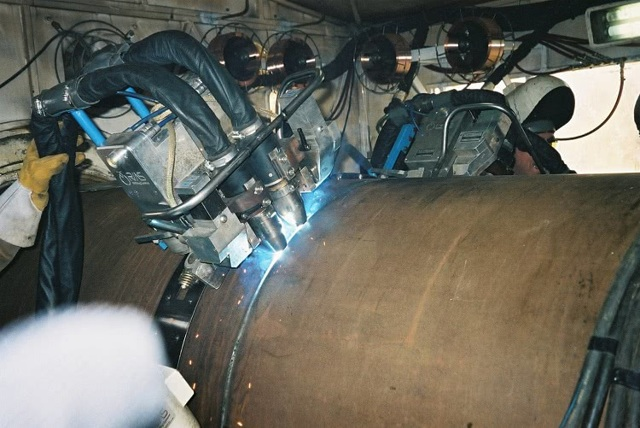 Технология изготовления сварных труб большого диаметра