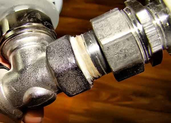 Технология сборки трубных соединений