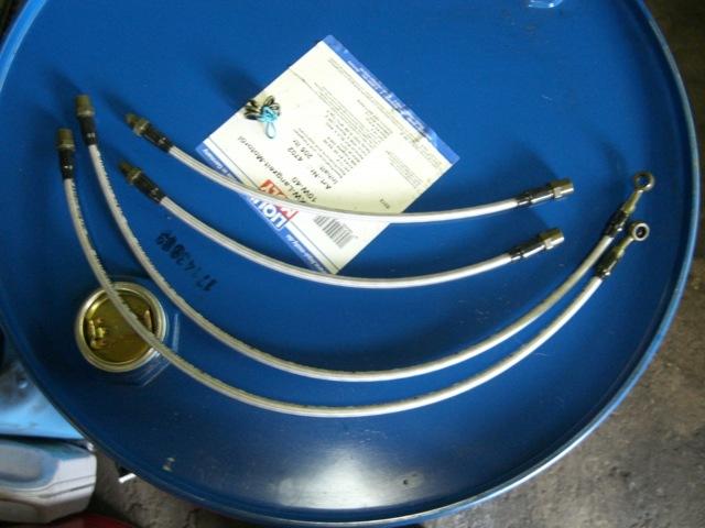 Фитинги для тормозных шлангов ваз