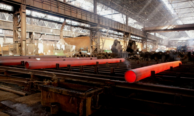 Технология прокатки производство труб