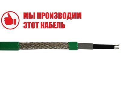 Саморегулируемый греющий кабель для защиты трубопровода от замерзания принцип