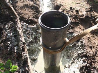 Технология монтажа обсадных труб