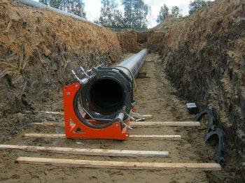 Технология монтажа линейной части трубопровода