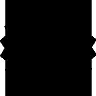 Хомут для прямоугольной трубы