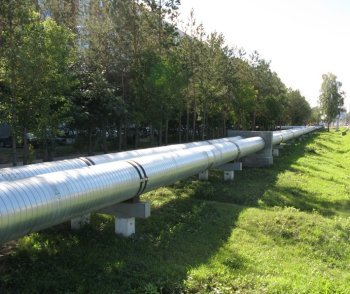 Технологическое оборудование для прокладки трубопровода