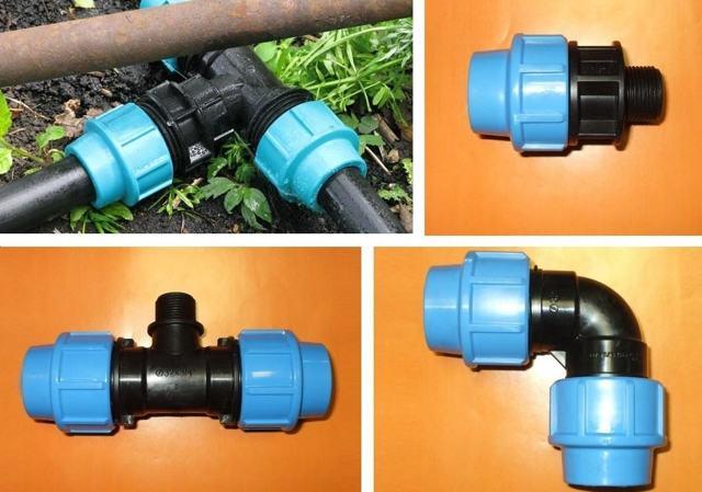 Технология прокладки водопроводных полиэтиленовых труб