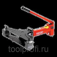 Ручной гидравлический трубогиб ridgid 3801