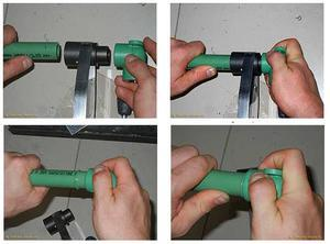 Сварка для пластиковых труб использование