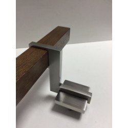 Ручки из нержавеющей стали для профильной трубы