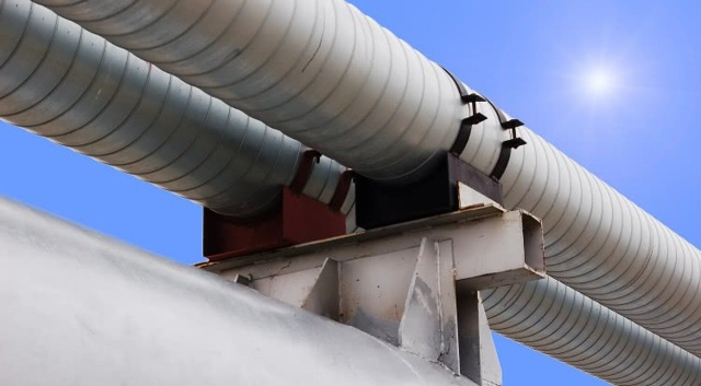 Технология сварки опор трубопроводов