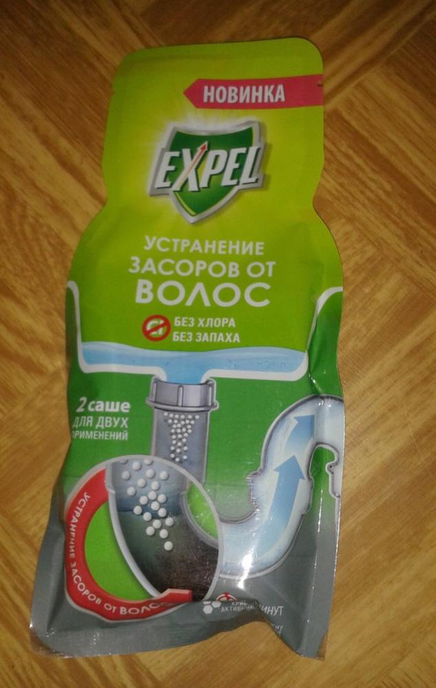 Хорошее средство для прочистки труб от волос