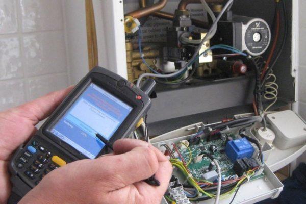 Ревизия запорной арматуры систем отопления