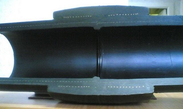 Ручная сварка труб из полиэтилена