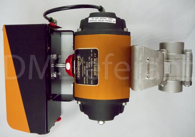 Двигатели для запорной арматуры
