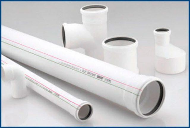 Трехслойные трубы для канализации