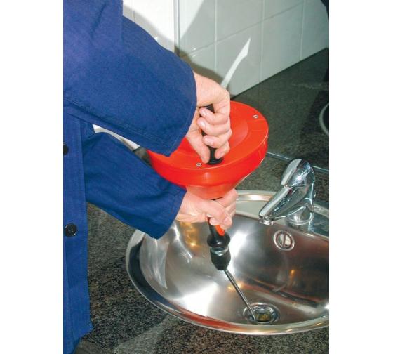 Ручная вертушка для прочистки труб rothenberger rospi