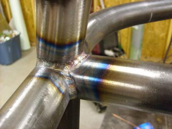 Технология сварки продольных швов труб