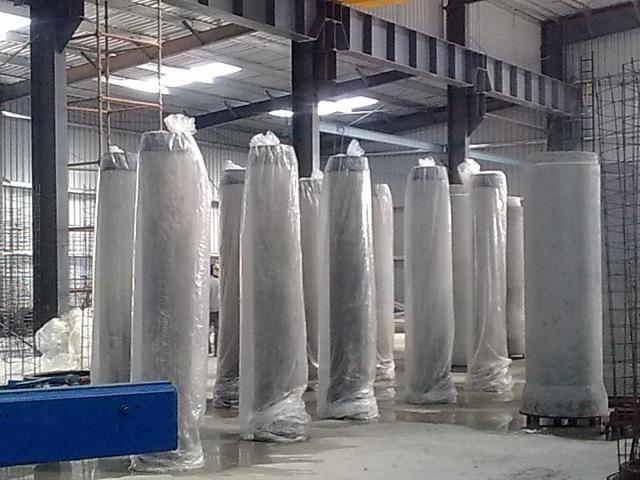 Технология производства бетонных труб